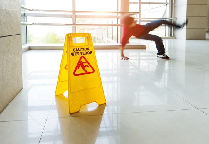 What to Do if You've Suffered a Slip and Fall Accident in Florida
